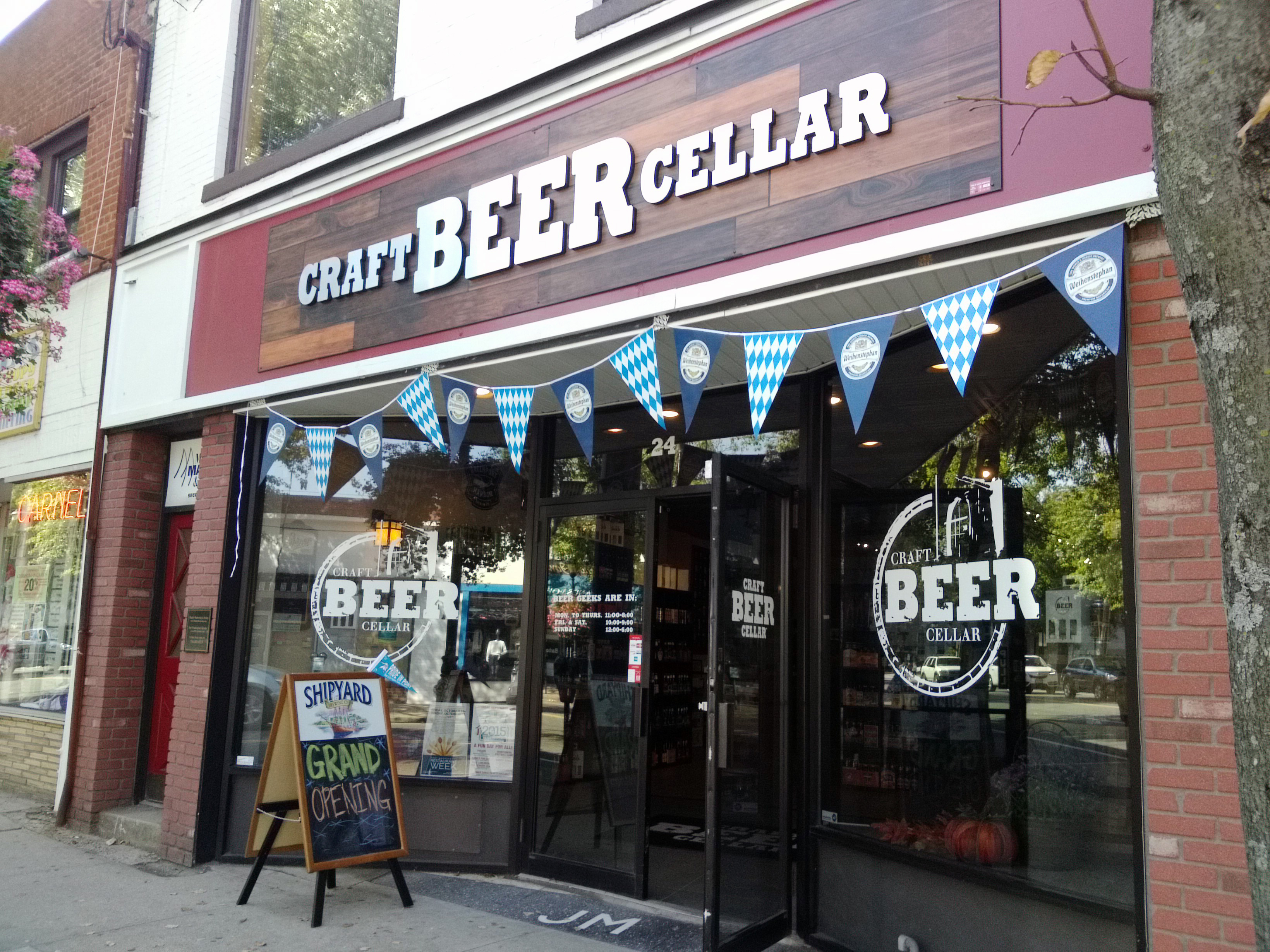 & Craft Beer Cellar Opens on Long Island | The Outcask