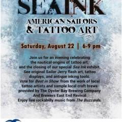 Sea Ink American Sailors & Tattoo Art
