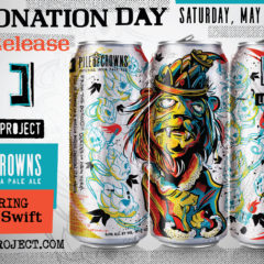 LIC Beer Project Celebrates Second Annual Coronation Day