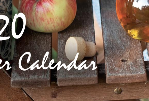 2020 Women of Cider Calendar