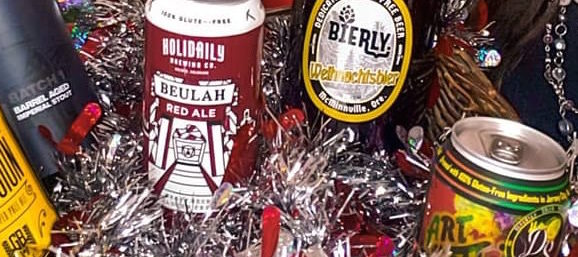 Gluten-Free Holiday Beers