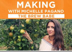 Home Cider Making Webcast